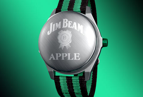 jim beam apple watch