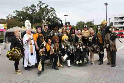 Ranking New Orleans Saints Superfans