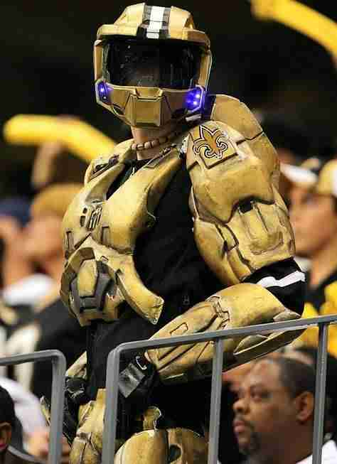 Funny Pictures of New Orleans Saints Fans in Gear - Thrillist 43f5a7150