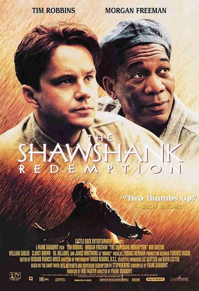 The Shawkshank Redemption Movie Poster