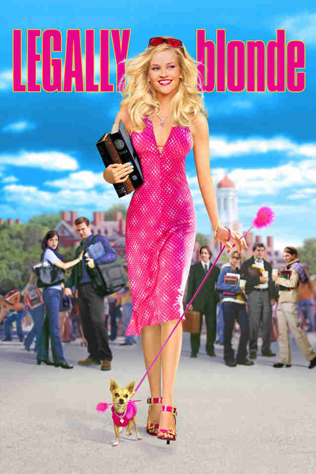 Legally Blonde movie poster