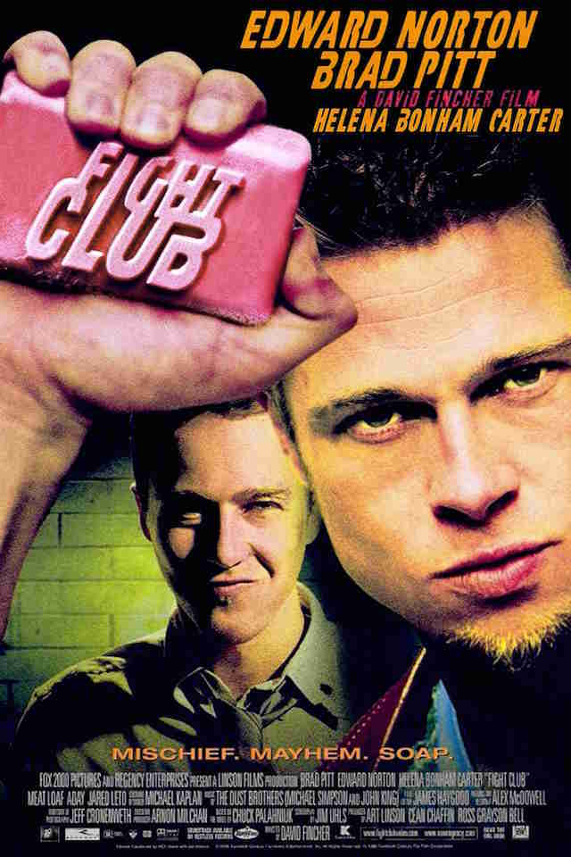 Fight Club Movie Poster