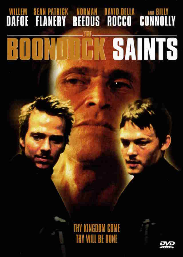 The Boondock Saints Dorm Poster