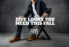 Five Looks You Need This Fall