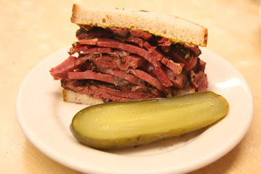 nyc deli sandwich