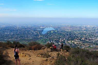 San Diego Trail