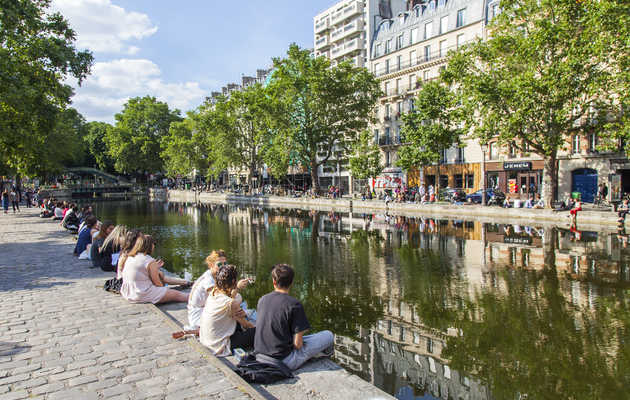 Shabby to Chic: The Rise and Fall of Canal Saint-Martin