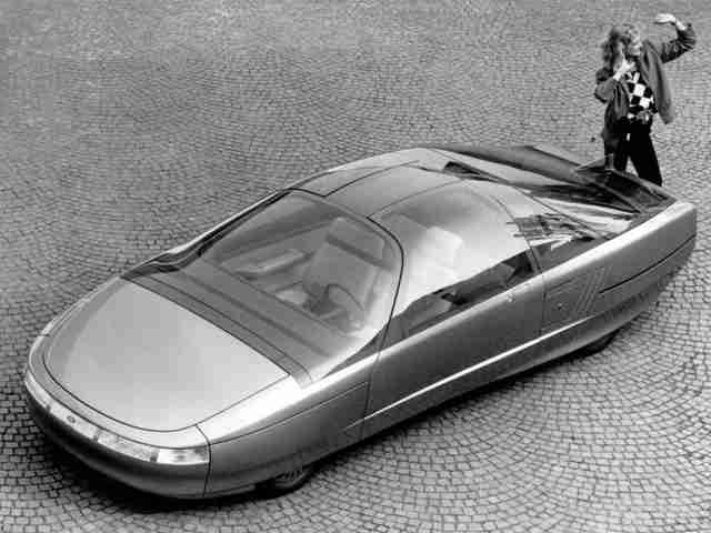 Ford Probe Concept Series