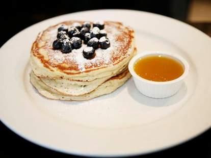 Great breakfast in Morningside Heights at Community Food & Juice