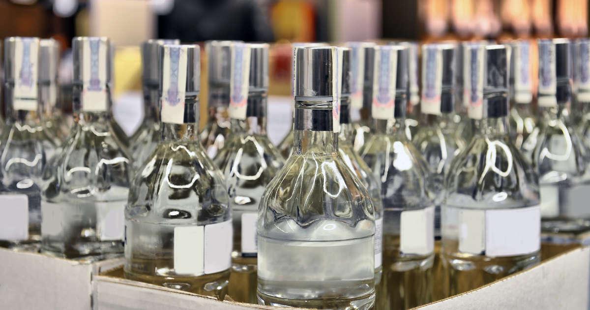 Cheap Vodka Best Vodka Under 20 That Doesn T Taste Cheap Thrillist