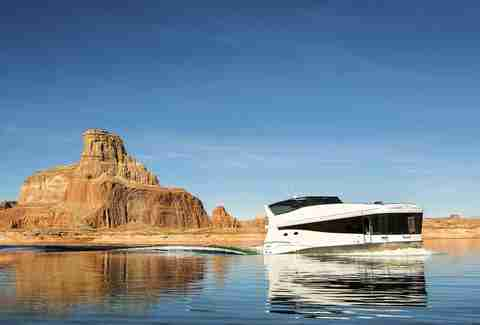 Lake Powell Resorts and Marinas