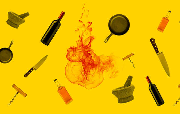 What Chefs Would Save if Their Kitchen Was on Fire