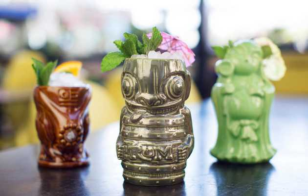 The Best Ways to Get Your Tiki on in Washington, DC