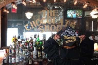 Harry's Chocolate Shop Inc.