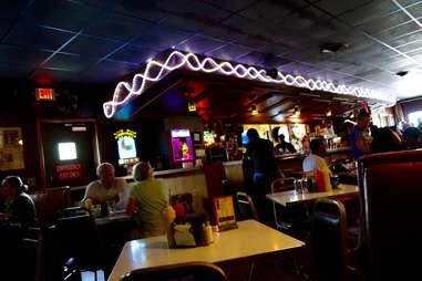 Matt's Bar Interior