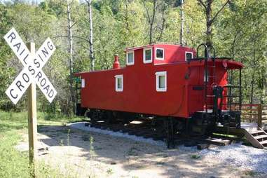 train caboose