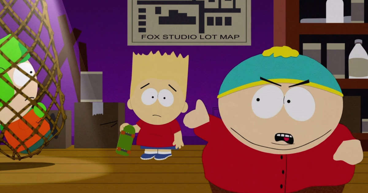 South Park Is Better Than The Simpsons Thrillist