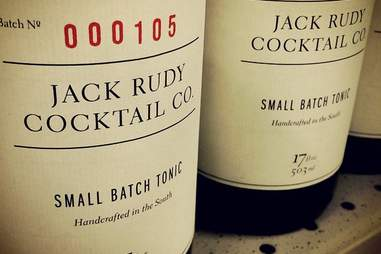 Jack Rudy Cocktail Co Tonic