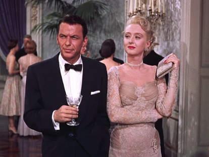 Frank Sinatra Drinking Advice