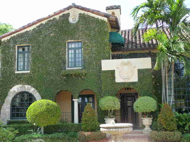 Coral Gables Home