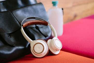 Plantronics wireless headphones