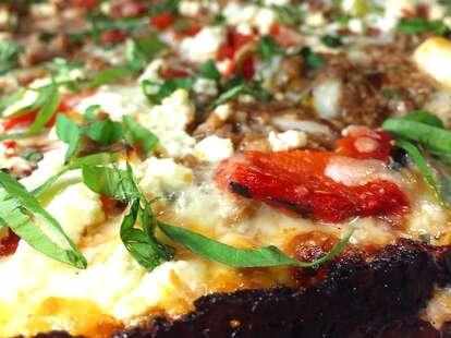 Satchel's pizza