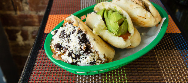 The Best Thing We Ate for Under $10 This Week: Arepera Guacuco's $7.50 Arepas