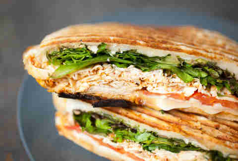 roasted chicken sandwich michou world class deli