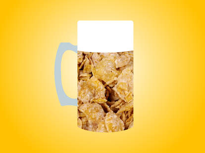 Frosted Flakes beer