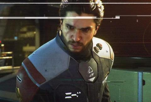 kit harington in call of duty trailer