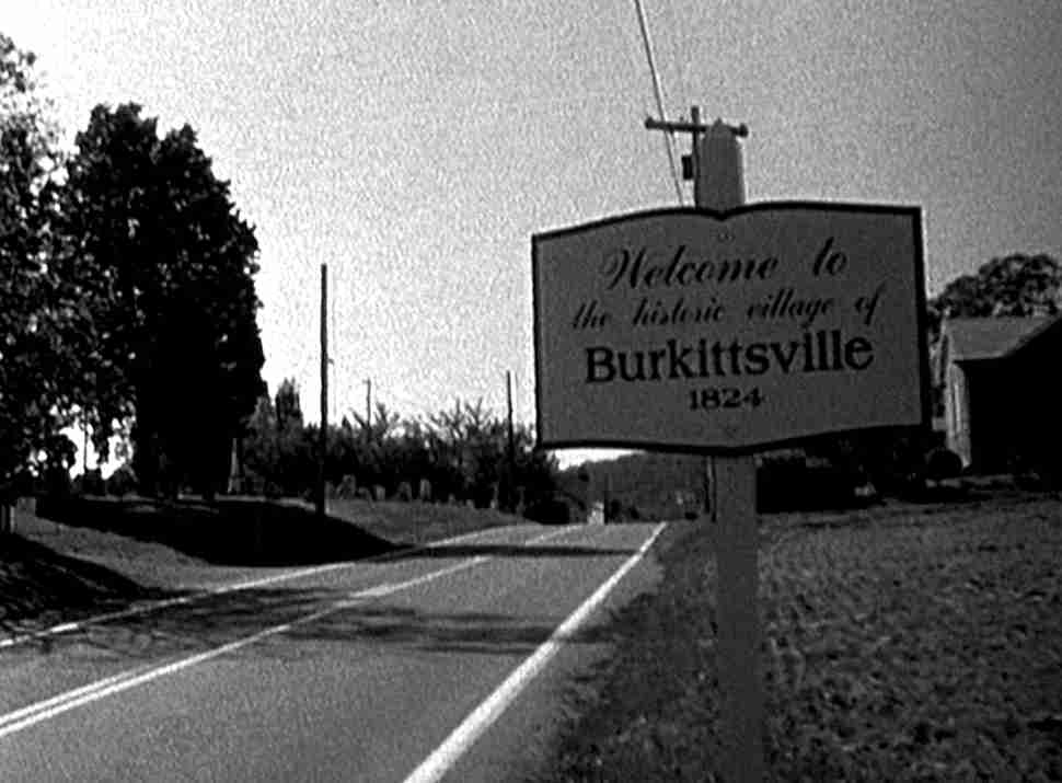 the blair witch project burkittsville