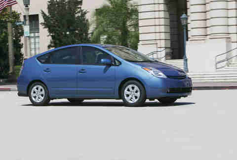 Second Generation Toyota Prius