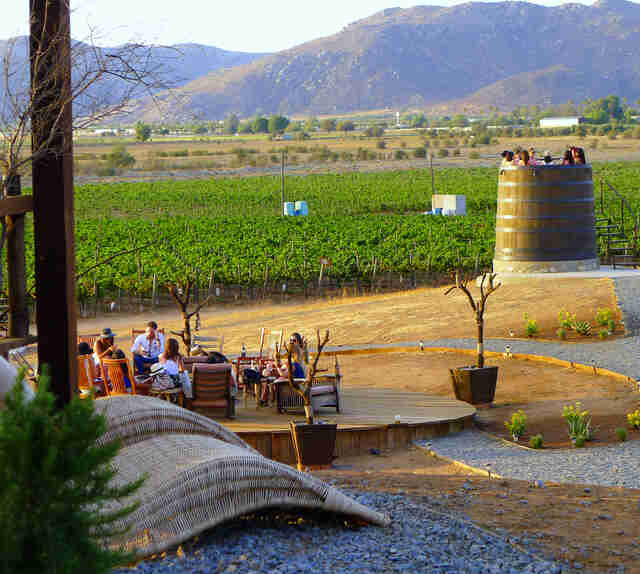 Where To Drink Eat Amp Stay In Valle De Guadalupe Baja California Thrillist