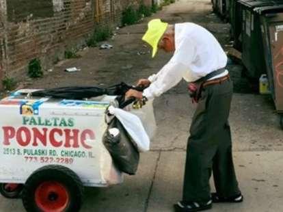 89-year-old Paleta Man