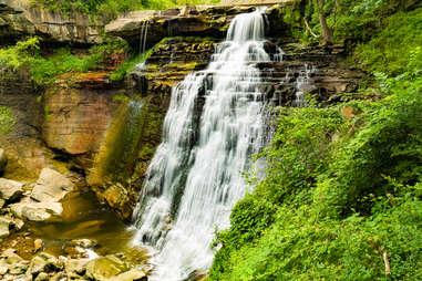 Cuyahoga National Park Ohio