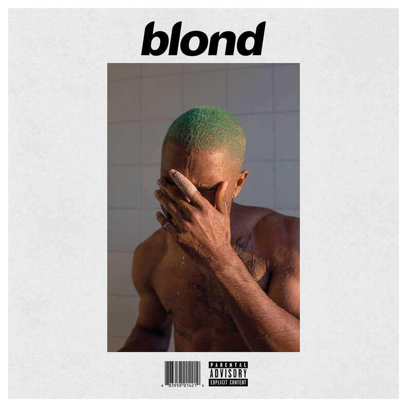 Frank Ocean Blonde Boys Don't Cry