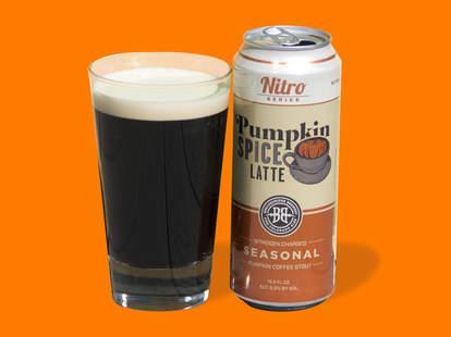 Pumpkin Spice Latte Beer