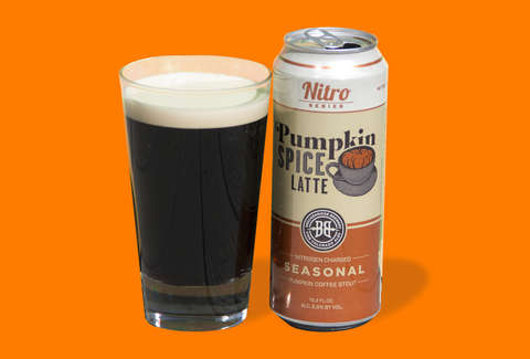 Pumpkin Spice Latte Beer