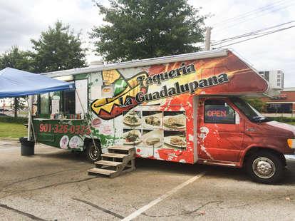 Memphis Taco Truck