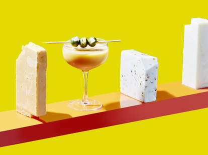 Mac and Cheese-tini