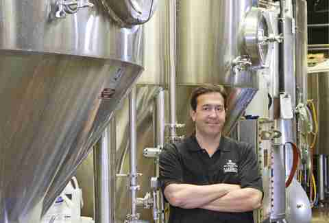Peter Zien of AleSmith
