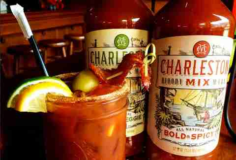 Charleston Mix Bloody Mary