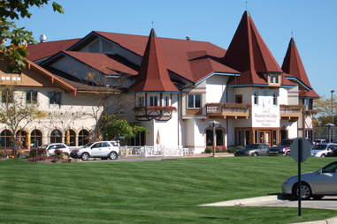 Bavarian Inn, Frankenmuth, MI