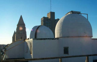 Boston University Coit Observatory