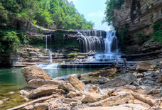 The 11 Best Waterfall Hikes Around Nashville, Ranked by Difficulty