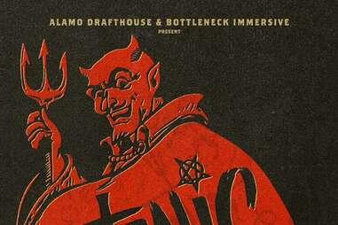 Satanic Panic Room