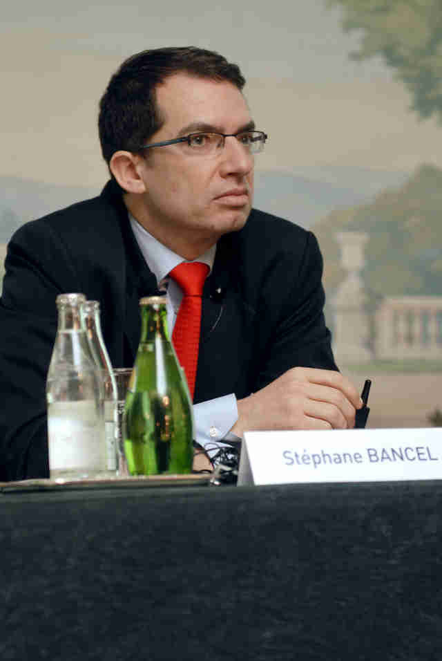 Moderna CEO Stephane Bancel