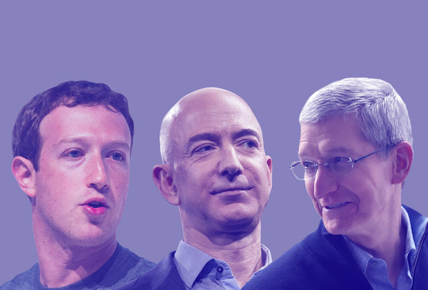 Where the Most Powerful Tech CEOs Went to College