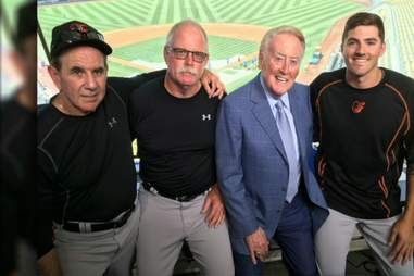 Vin Scully, Dodgers, Los Angeles