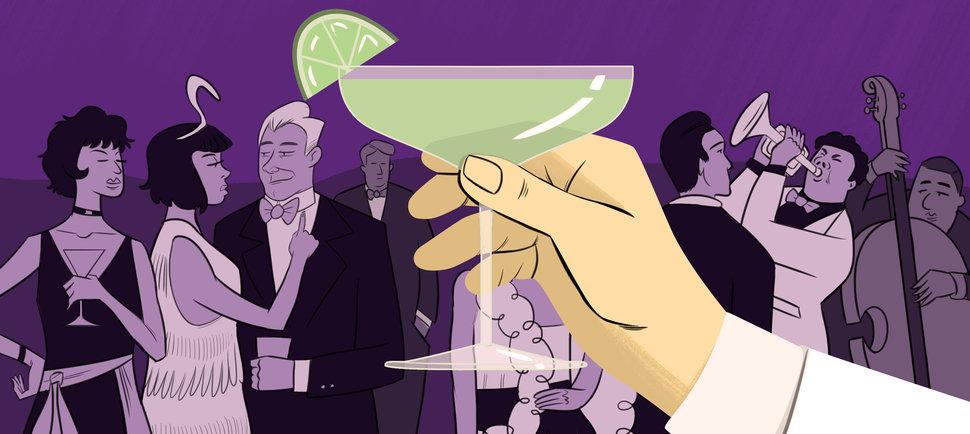 Detroit is America's Next Cocktail Capital (Courtesy of JASON HOFFMAN/THRILLIST)